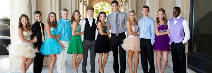 A Gentleman's Guide to Prom Night