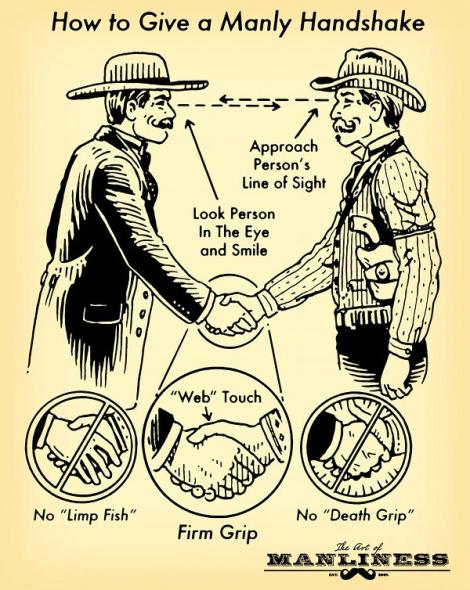 Handshake Post 2