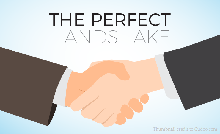 The Gentleman's Guide to the PerfectHandshake