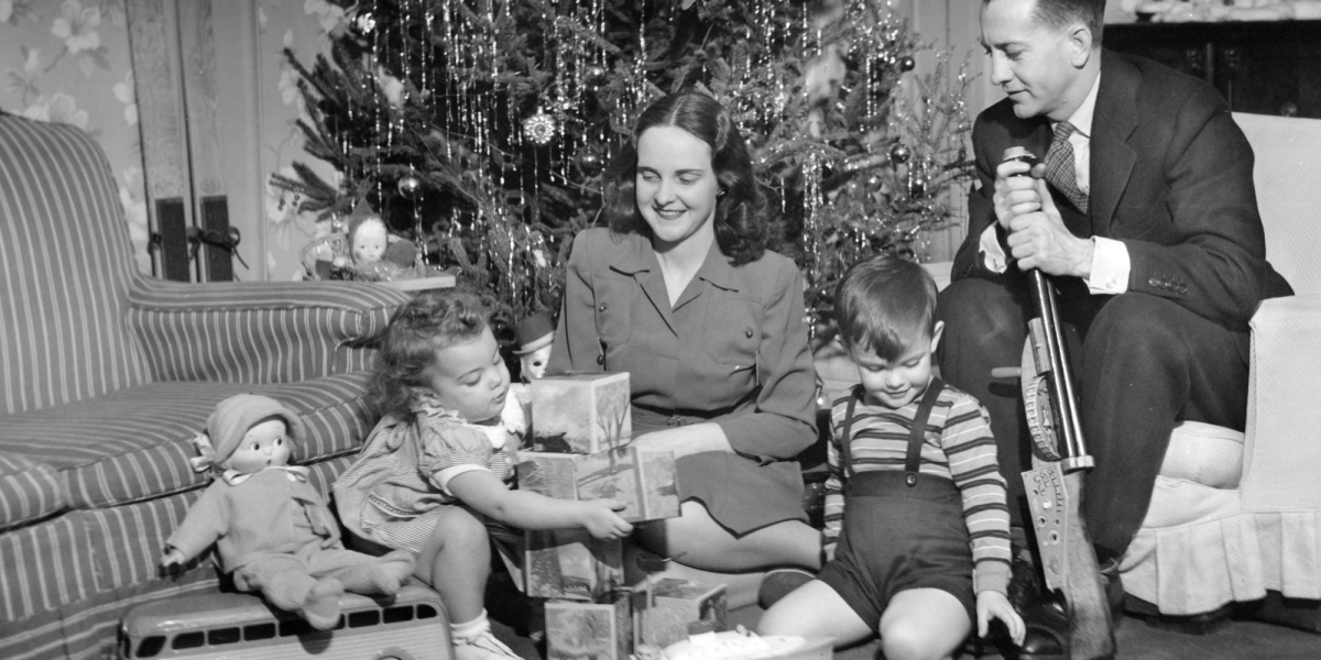 The 1950s: The Greatest Generation forFamilies