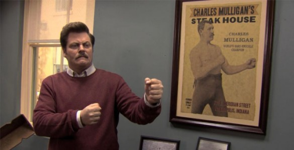 Ron Swanson Post 3