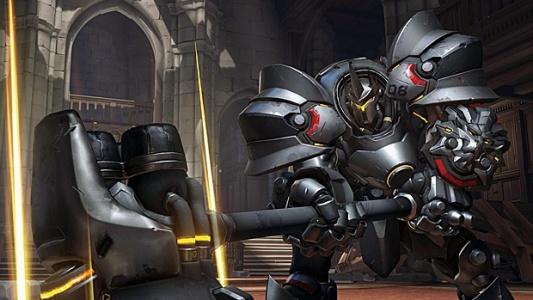 Overwatch-Reinhardt-Shield-Bug