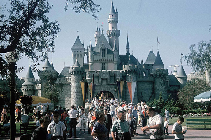 Disneyland Through the Years: The Perfect Date Spot!